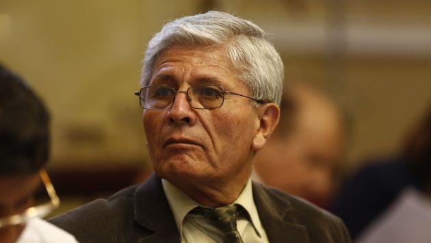 Castro se refiere sobre los conflictos al interior de su bancada (Piko Tamashiro).