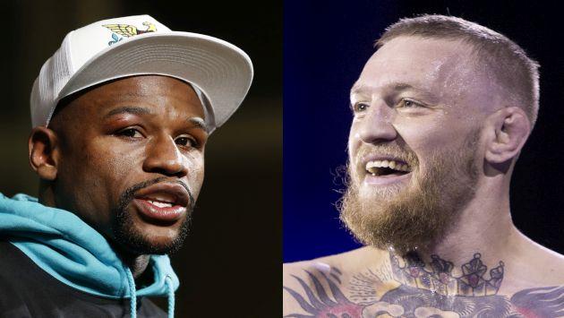La 'Pelea del Siglo' entre Floyd Mayweather y Conor McGregor se disputará en el  T-Mobile Arena de Las Vegas. (AP)