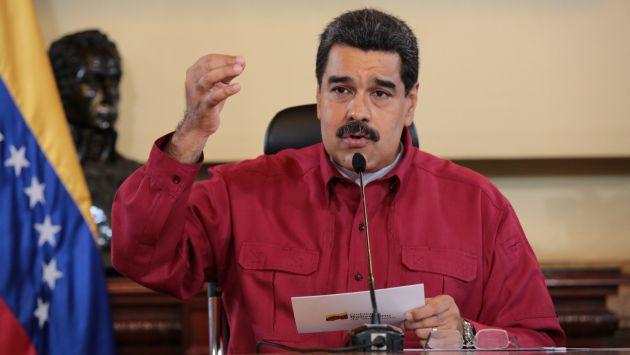 Nicolás Maduro pondría su cargo a disposición. (Reuters)