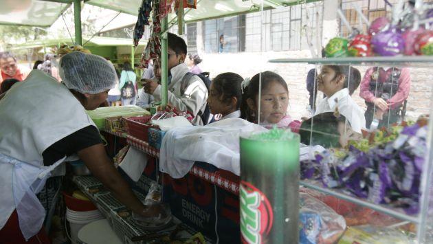 Aspec: Reglamento de comida es desfasado. (Perú21)