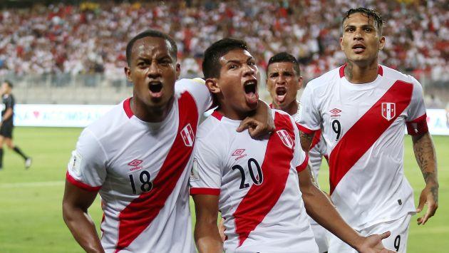 Perú marcha en la séptima posición de las Eliminatorias Rusia 2018, a dos puntos de Ecuador. (USI)