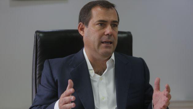 "Bruno Giuffra: ""Chinchero sigue esperando"". (Perú21)"