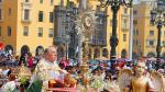 Cardenal Juan Luis Cipriani bendecirá a los padres durante la celebración del 'Corpus Christi' este domingo - Noticias de luis roberto