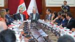 Oficialistas esperan cambios en gabinete de ministros - Noticias de juan sheput