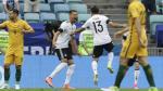 Alemania derrotó 3-2 a Australia por la Copa Confederaciones 2017 - Noticias de copa del mundo 2014