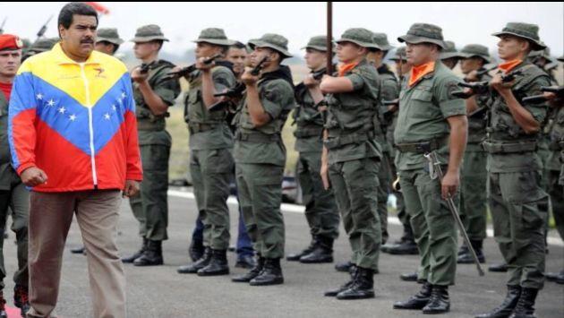 Altos mandos fueron denunciados por la oposición en los últimos tres meses de protestas (PanAm Post).