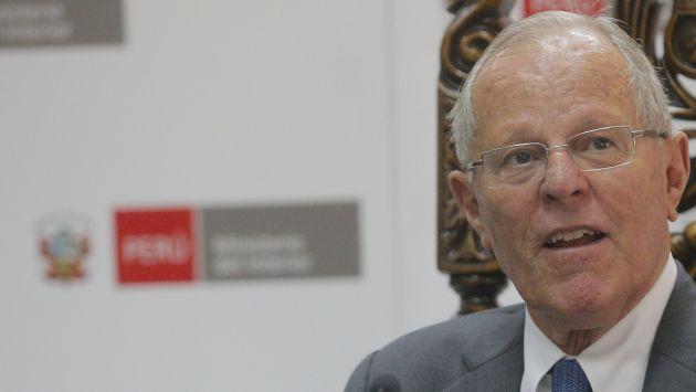 """PPK sobre posible indulto a Fujimori: """"El tiempo para hacerlo es ahora"""""""