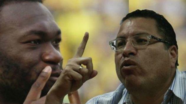 Representante de Caicedo rechazó disculpas de Phillip Butters y procederá con la demanda