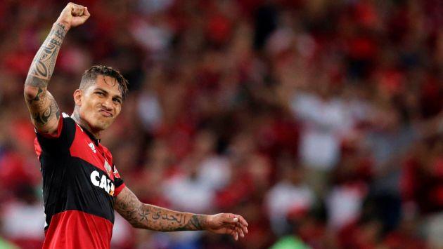Así fue el 'Hat-trick' de Paolo Guerrero en la goleada de Flamengo sobre Chapecoense [VIDEO]