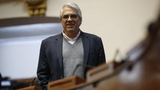 Gino Costa. (Mario Zapata/Perú21)