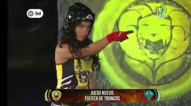 'Esto es Guerra': Yahaira Plasencia 'parchó' así a Rosángela Espinoza [VIDEO]