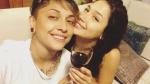 Están enamoradas. (Instagram Maia Figueroa)