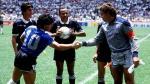 La mano de Dios de Diego Maradona cumple hoy 31 años [FOTOS Y VIDEO]