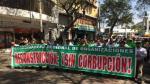 Piura: Marchan para exigir que se acelere proceso de reconstrucción - Noticias de jose danos
