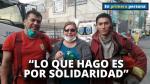 Conoce a Yovana Rojas, la mujer que alimenta a los bomberos - Noticias de vendedora ambulante