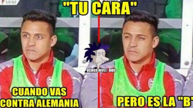 Chile vs. Alemania: Los hilarantes memes del empate por la Confederaciones 2017