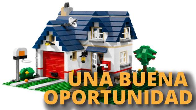 Objetivo: Reactivar el sector y agotar el stock inmobiliario.