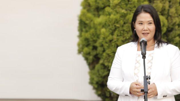Keiko Fujimori asegura que no conoce a Marcelo Odebrecht