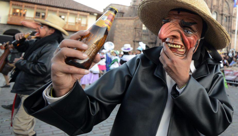 Entre cantos y bailes se celebra el Inti Raymi en Cusco [Fotos]