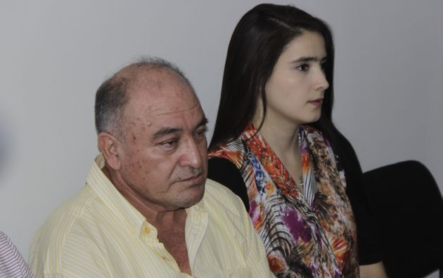Roberto Torres y Katiuska del Castillo cayeron en setiembre del año 2014. (USI)