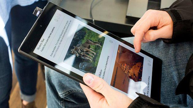 'Leamos', la aplicación que revolucionará el modo en que leemos. (Getty)