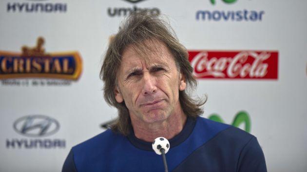 Ricardo Gareca se pronunció sobre polémica. (AFP)