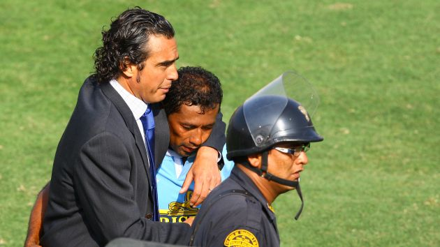 Roberto Palacios, ex jugador de Sporting Cristal, analizó la salida de José del Solar. (USI)