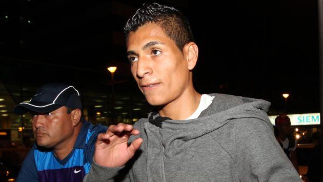 Paolo Hurtado llegó al Vitoria Guimaraes a inicios del 2016. (USI)