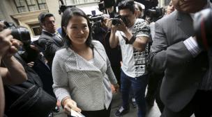 Keiko Fujimori expresó su disposición de asistir a la comisión Lava Jato del Congreso