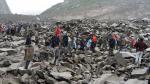 Más de cien personas quedaron enterradas por alud en China - Noticias de terrenos
