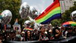 Cerca de 28 mil personas fueron parte de la marcha por el Orgullo Gay en México [FOTOS]