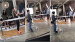 Actriz enloquece y arremete contra modelo con comentarios racistas... pero como parte de una campaña [VIDEO] - Noticias de harry potter