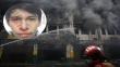 Incendio en Las Malvinas: Velan prendas de joven desaparecido en galería [VIDEO]