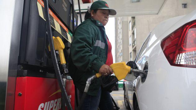 Indecopi investiga al sector combustible. (USI)