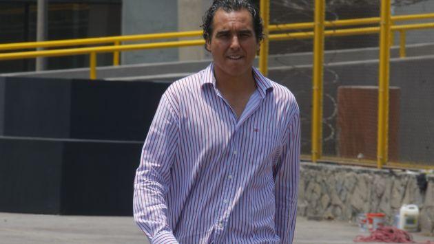Según Diego Rebagliati, la directiva de Sporting Cristal tomó la determinación tras los malos resultados del club rimense.