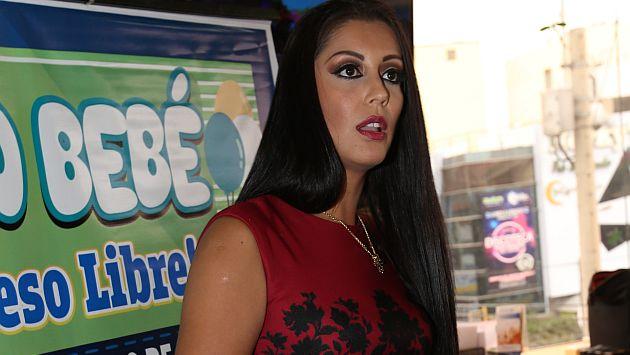 Karla Tarazona: Su nuevo amor fue 'ampayado' besándose con Dailyn Curbelo. (USI)