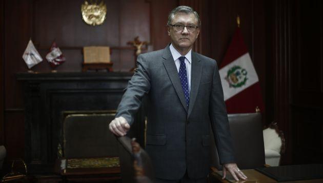 Alfonso Grados. (Renzo Salazar/Perú21)