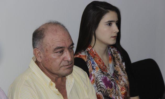 Ambos están presos desde octubre del 2014.