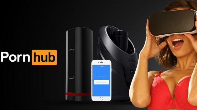 Pornhub: Videos estarán conectados vía Wifi con juguetes sexuales para ofrecerte mayor placer. (Pornhub)