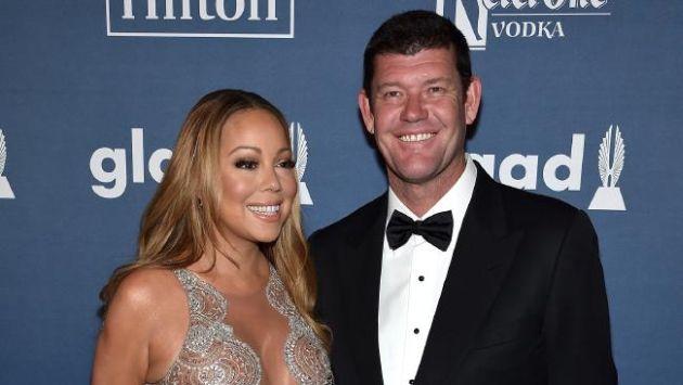 Mariah Carey es involucrada en investigación de corrupción contra su ex (Getty Images)