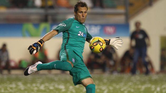 Alianza Lima: Leao Butrón tiene una posibilidad de emigrar al fútbol asiático. (USI)