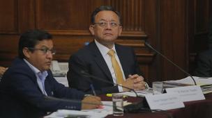 Edgar Alarcón: Informe final sobre el contralor estaría listo el miércoles