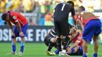 Tres finales consecutivas: ¿La mejor generación chilena de la historia? [FOTOS] - Noticias de copa américa chile 2015