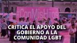 """Christian Rosas de 'Con Mis Hijos No Te Metas': """"El gobierno no debe promover una determinada forma de pensar"""" - Noticias de marcha del orgullo gay"""