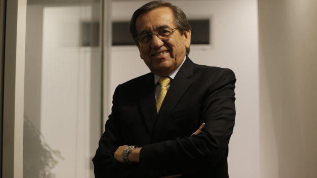 Jorge del Castillo. (Atoq Ramón/Perú21)