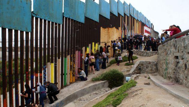 Estados Unidos: Implementan el veto migratorio de Donald Trump. (EFE)
