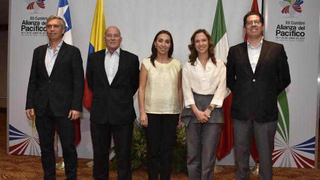 XII Cumbre de la Alianza del  Pacifico se viene desarrollando en Colombia. (Mincetur)