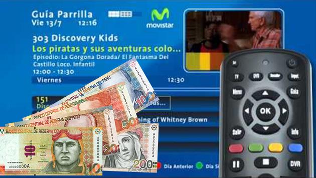 Telef nica sube el precio de su servicio de televisi n por - Precio cable tv ...