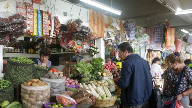 Inflación se redujo en Abancay, Cusco, Ica y otras ciudades del país. (USI)