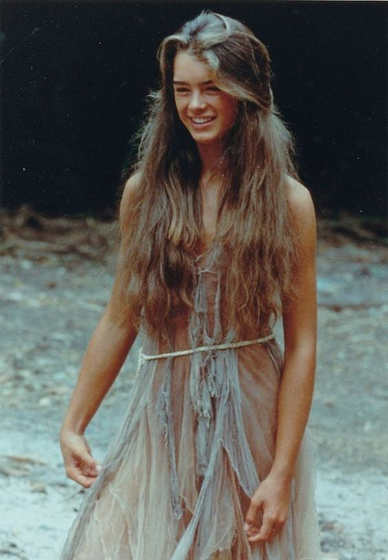 Brooke Shields The Blue Lagoon Nude 104